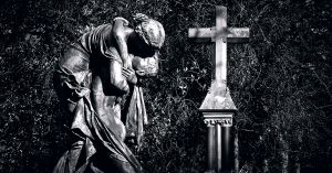 Southern Gothic Graveyard image example