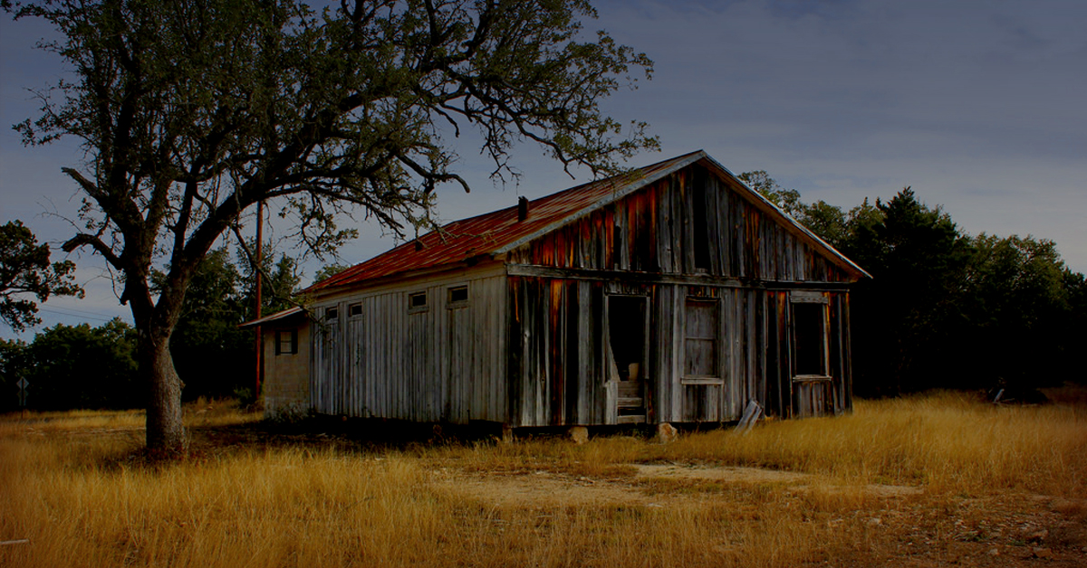 Texas Urban Legends Peyton Colony