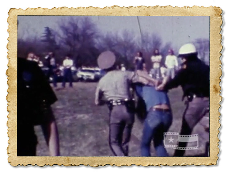 White Rock Lake Riots