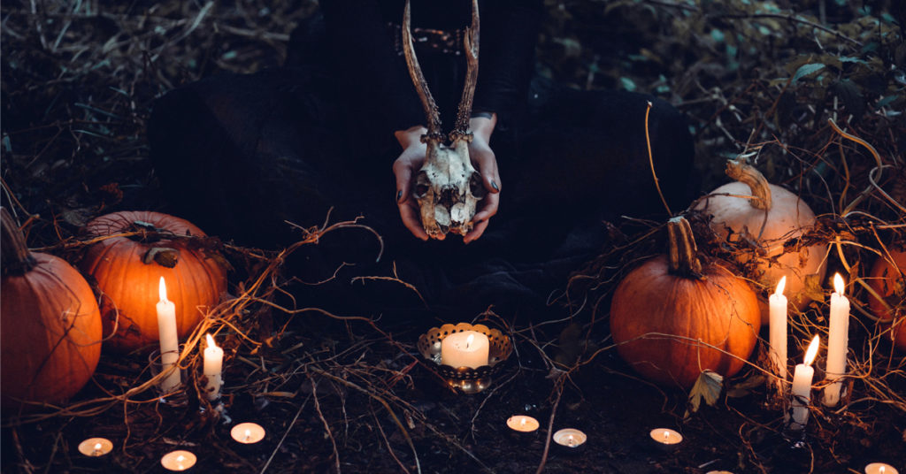 Halloween Thoughts From Author J. Rene Guerrero