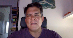 Author J. Rene Guerrero